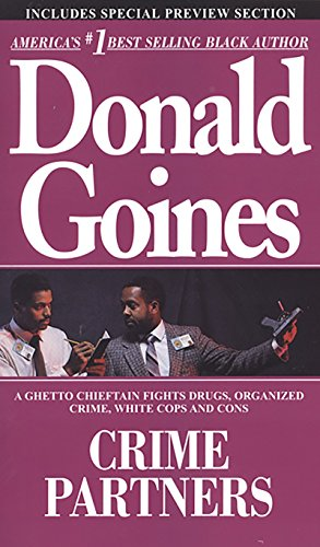 Crime Partners - Use W79635 By Donald Goines