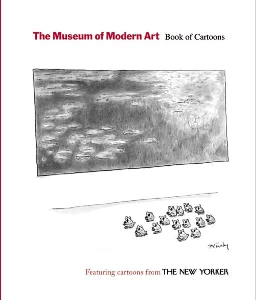 The Museum of Modern Art Book of Cartoons