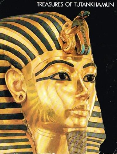 Treasures of Tutankhamun: National Gallery of Art By Edwards Ies