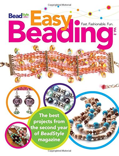 Easy Beading Vol. 2 By Editors Of Bead&button Magazine