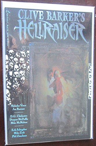 Clive Barker's Hellraiser: Book 10 (Ten) By Nicholas Vince; DG Chichester; Erik Saltzgaber
