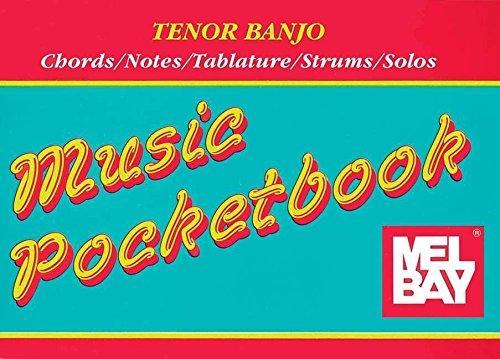Tenor Banjo Pocketbook By William Bay