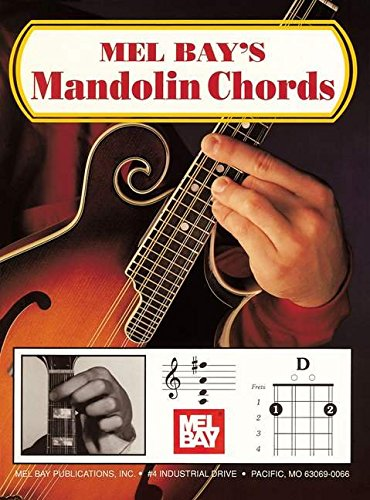 Mandolin Chords By Mel Bay