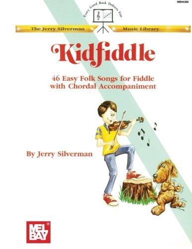 Kidfiddle By Jerry Silverman
