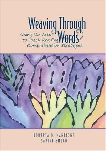 Weaving through Words By Roberta D. Mantoine