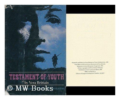 Testament of Youth von Vera Brittain