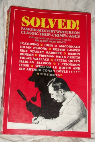 Solved! By Richard Glyn Jones