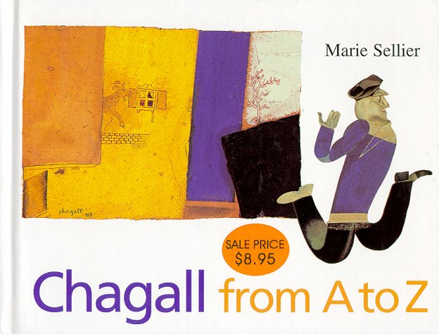 Chagall from A to Z By Marie Sellier