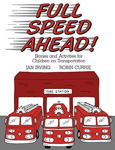 Full Speed Ahead By Jan Irving