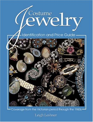 Costume Jewelry By Leigh Leshner