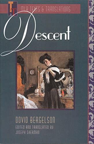 Descent By Joseph Sherman