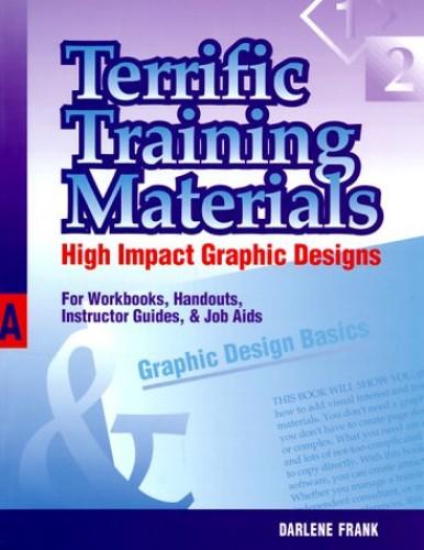 Terrific Training Materials By Darlene Frank