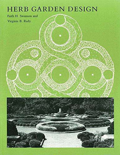 Herb Garden Design By Faith H. Swanson