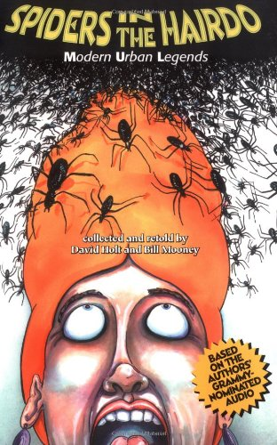 Spiders in the Hairdo By David Holt