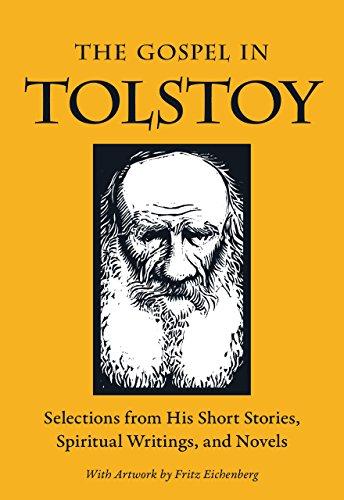 Gospel in Tolstoy By Leo Tolstoy