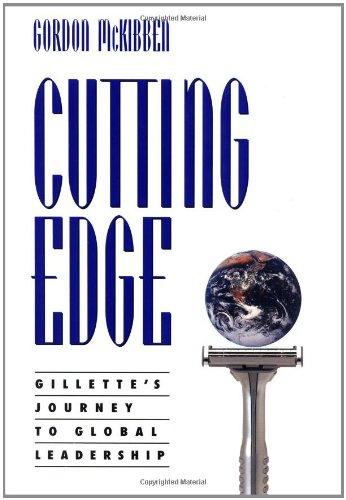 Cutting Edge By Gordon McKibben