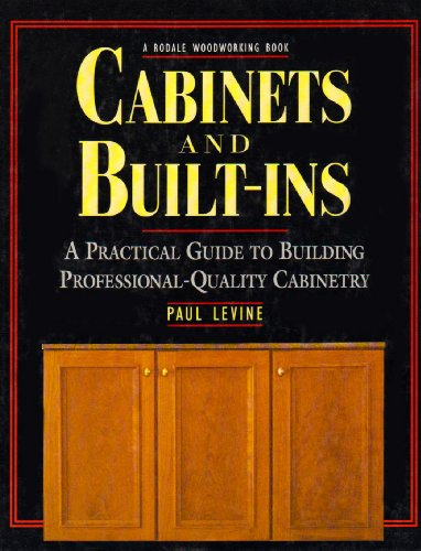 Cabinets and Built-Ins By Paul Levine