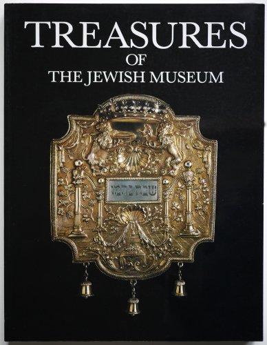 Treasures of the Jewish Museum By Vivian B Mann (The Jewish Museum New York)