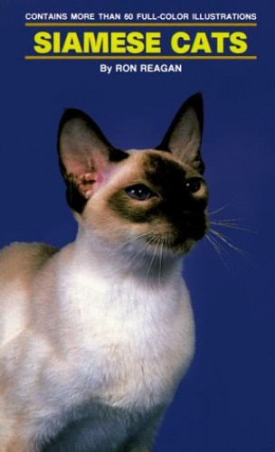 Siamese Cats By Ron Reagan