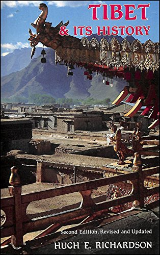 Tibet and Its History By H.E. Richardson