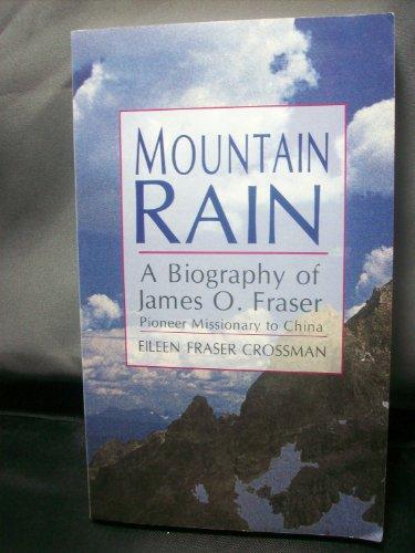 Mountain Rain By Eileen Crossman