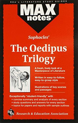 MAXnotes Literature Guides: Oedipus Trilogy par ,Lauren Kalmanson