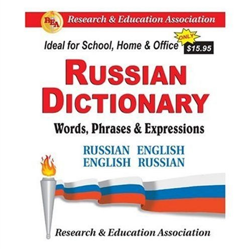 Russian Dictionary By Research