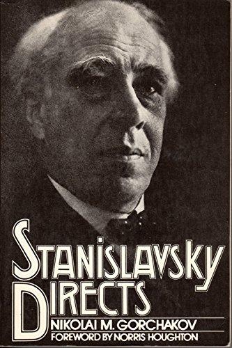Stanislavsky Directs By Nikolai Gorchakov