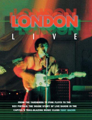 London Live By Tony Bacon