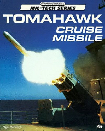 Tomahawk Cruise Missile By Nigel MacKnight