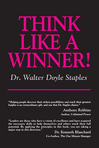 Think Like a Winner By Walter Doyle Staples