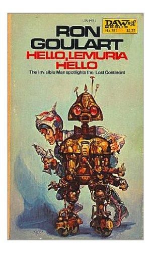 Hello, Lemuria Hello By Ron Goulart