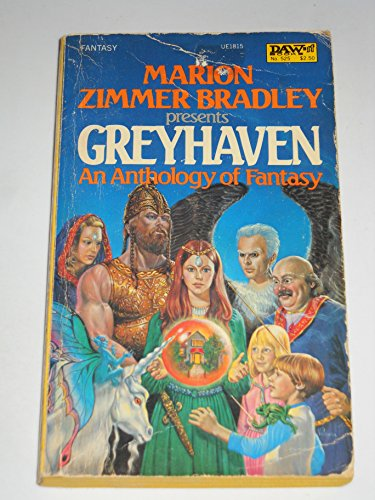 Greyhaven By Other Marion Zimmer Bradley