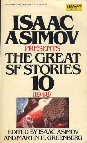 Asimov & Greenberg : Isaac Asimov Presents the Great Sf:10 By Isaac Asimov