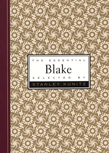 The Essential Blake (Paper Only) By S. Kunitz