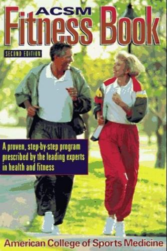ACSM Fitness Book By ACSM