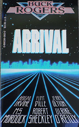 Arrival By Abigail Irving