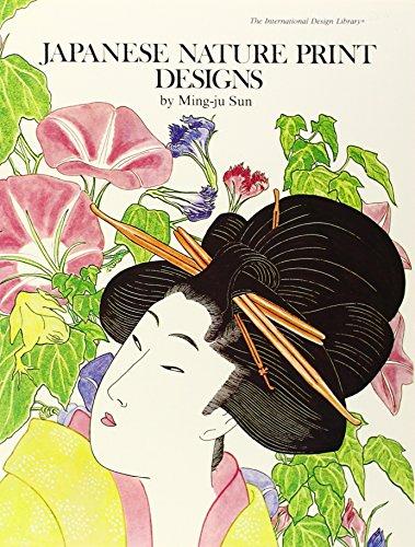 Japanese Nature Print Designs By Ming-Ju Sun