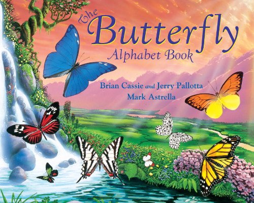 The Butterfly Alphabet Book By Brian Cassie