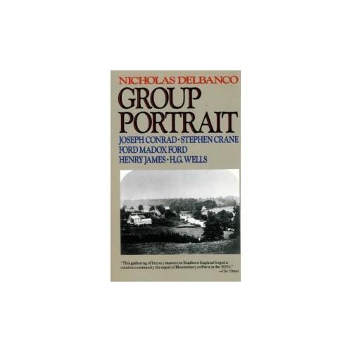 Group Portrait By Author Nicholas Delbanco