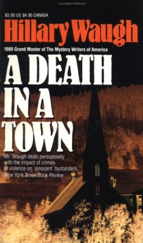 A Death in a Town by Hillary Waugh