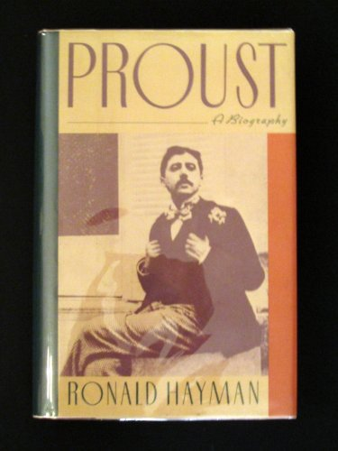Proust By Ronald Hayman