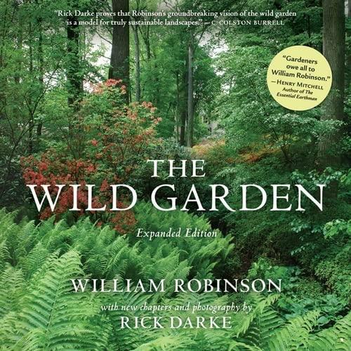 Wild Garden By William Robinson