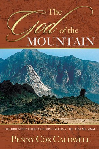 The God of the Mountain By Penny Cox Caldwell
