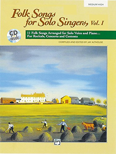 Folk Songs for Folk Singers By Edited by Jay Althouse