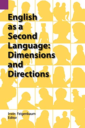 English as a Second Language By Irwin Feigenbaum