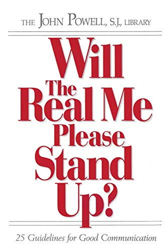 Will the Real Me Please Stand Up By John Powell