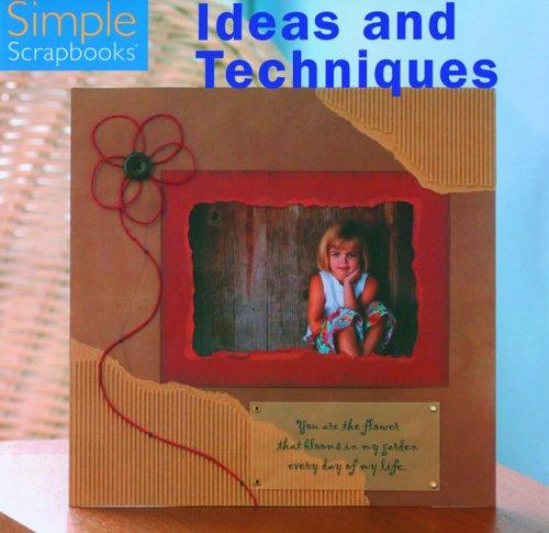 Simple Scrapbooks By Deborah Cannarella