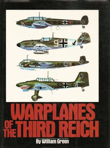The Warplanes of the Third Reich By William Green