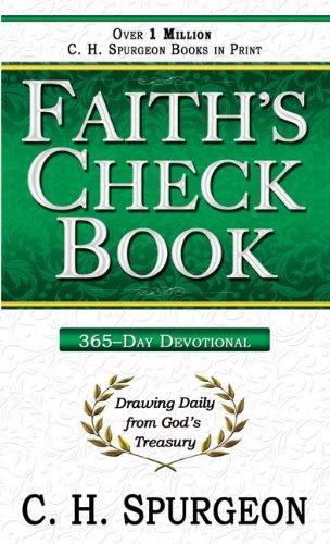 Faith's Check Book By C. H. Spurgeon